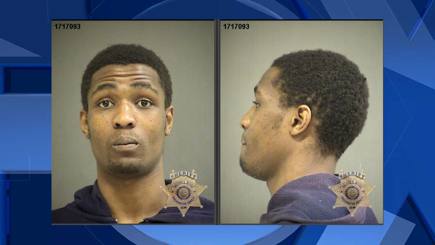 Sheikhnoor Osman Abdi, jail booking photo (Washington County Sheriff's Office)