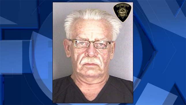 Robert Bilbruck, jail booking photo