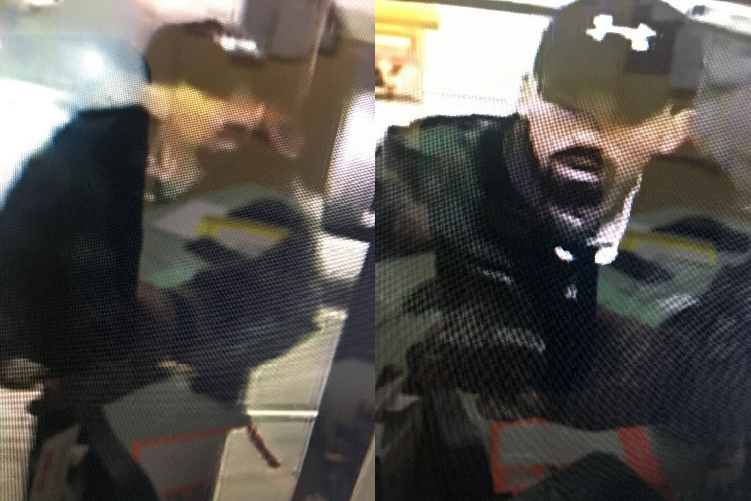 Deputies said security images helped them identify 28-year-old Cameron Phillip Goulet as the suspect in this case. (Marion Co. Sheriff's Office)