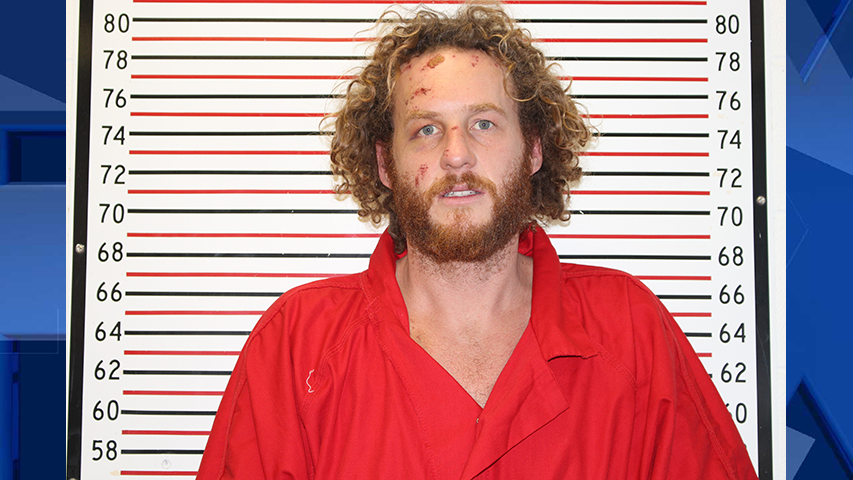 James Harley, jail booking photo (Courtesy: Clatsop County Jail)