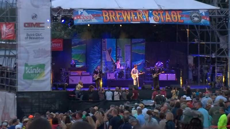 Waterfront Blues Festival (KPTV file image)