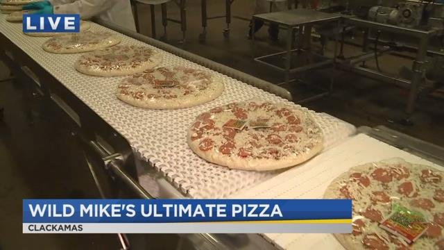 On the Go with Joe at Wild Mike's Ultimate Pizza