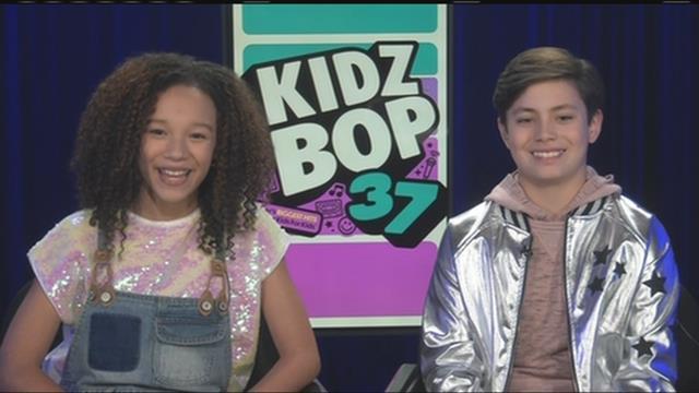 Members of Kidz Bop Kids talk to MORE about new album   WSMV
