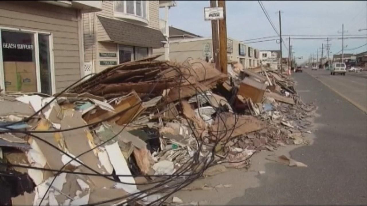 Superstorm Sandy, CNN file image