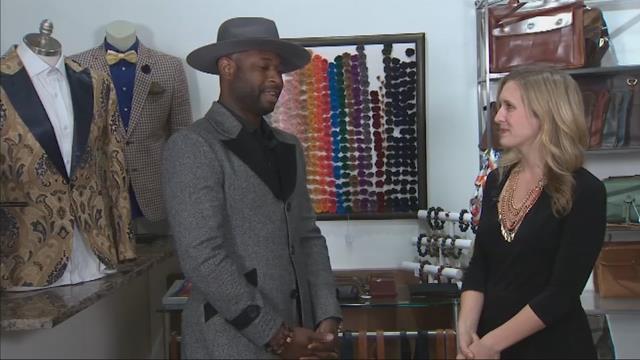 Fashion designer Tony Iyke talks style and inspiration with MORE