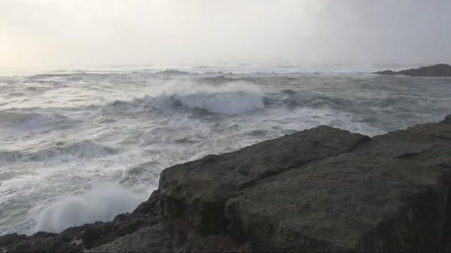 Man swept out to sea in Depoe Bay as dangerous conditions hit Oregon coast
