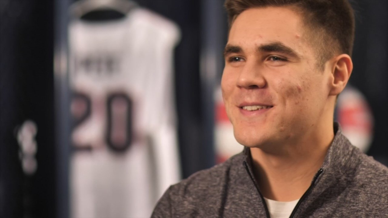 Southridge grad walks-on from manager to player at Gonzaga