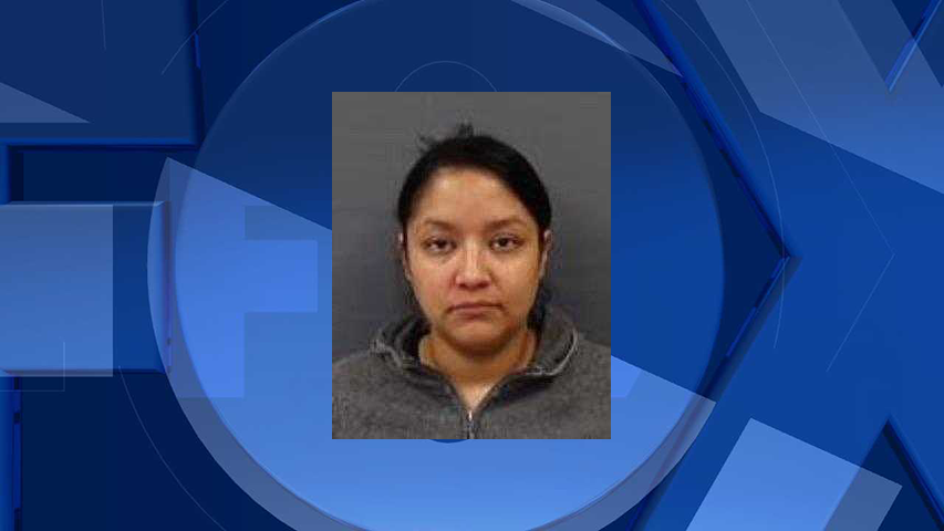 Clely Flores-Ramirez, jail booking photo (Courtesy: Yamhill County Correctional Facility)