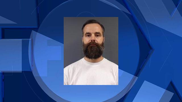 Vaughn Leslie Monagon, jail booking photo (McMinnville Police Department)