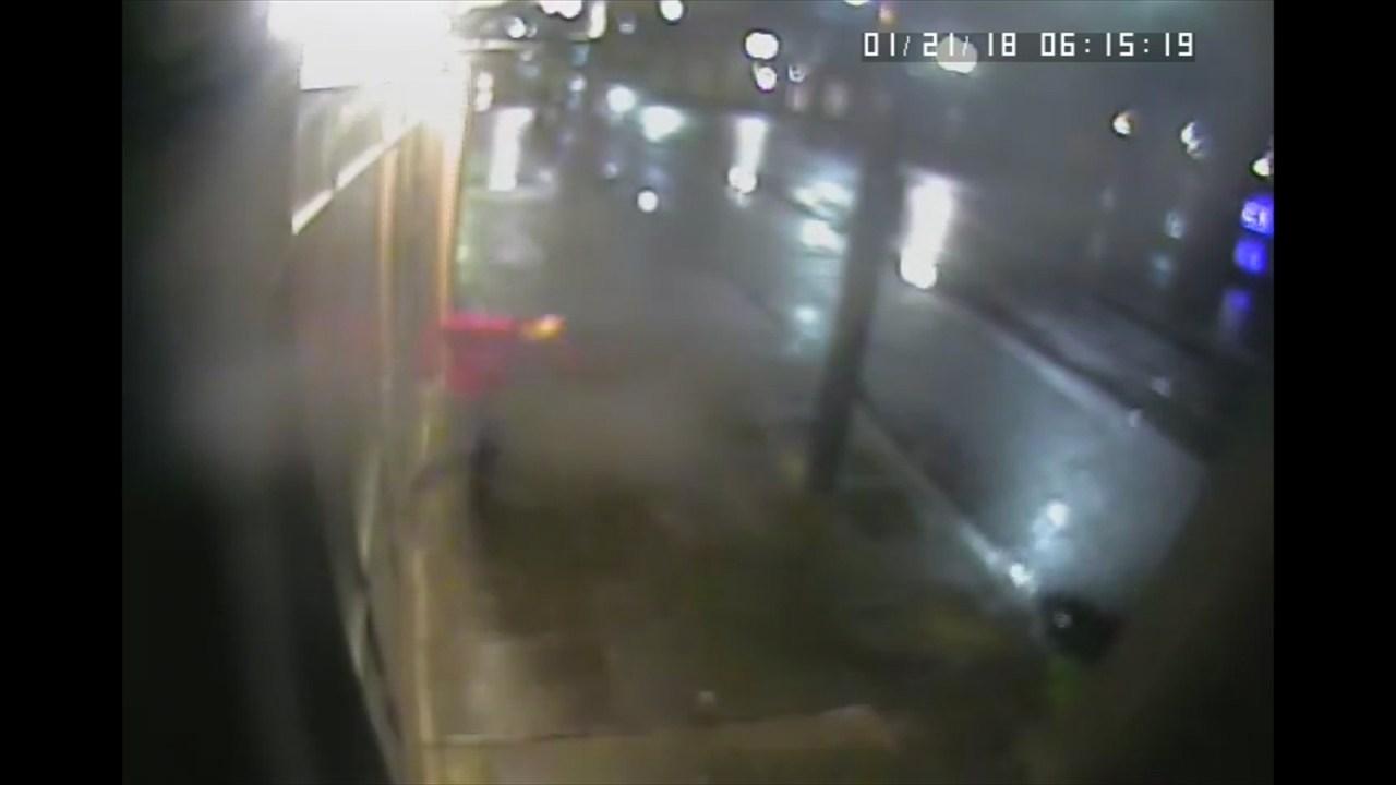 Surveillance image of the suspect (Quadrant Systems)
