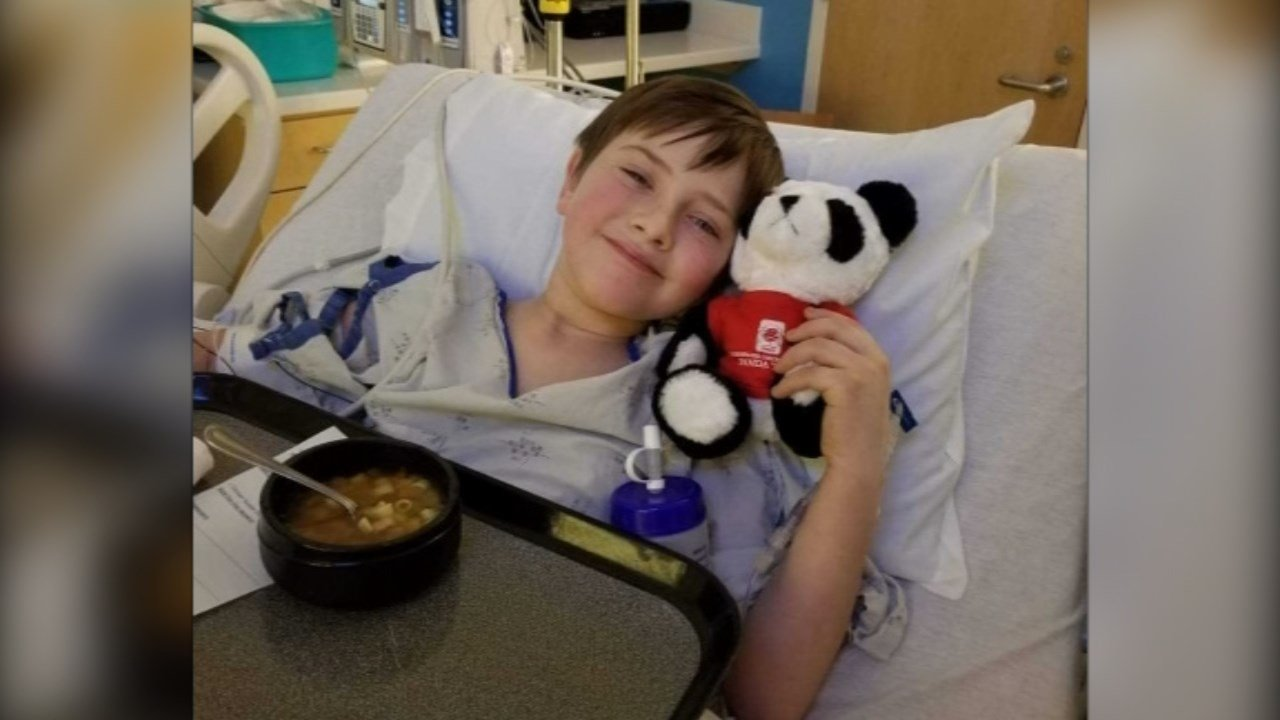 8-Year-old dies from flesh-eating bacteria