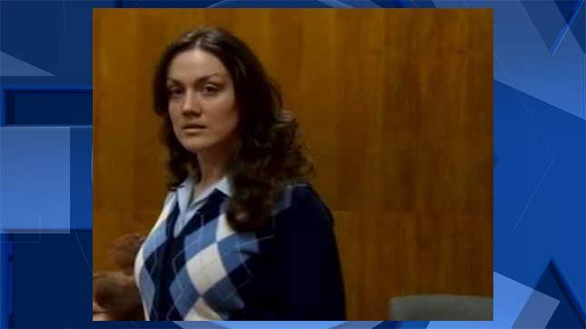 Sophia Downing during 2012 court appearance. (KPTV file image)