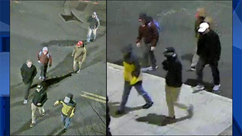 Surveillance images: Portland Community College Public Safety/Crime Stoppers of Oregon