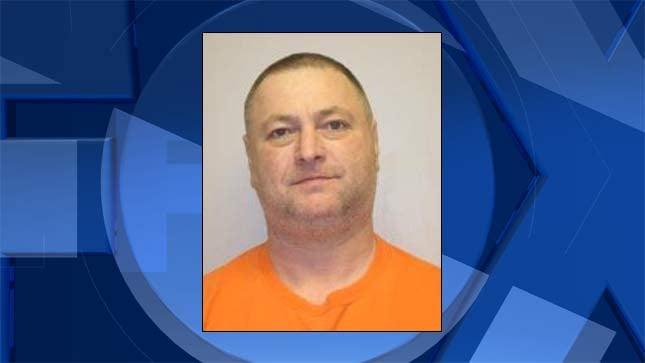 Randolph Lee Pritchard, jail booking photo