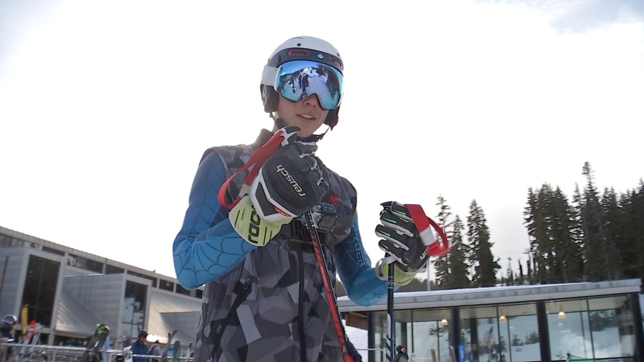 Asa Miller to ski in the Olympics for the Philippines | KPTV