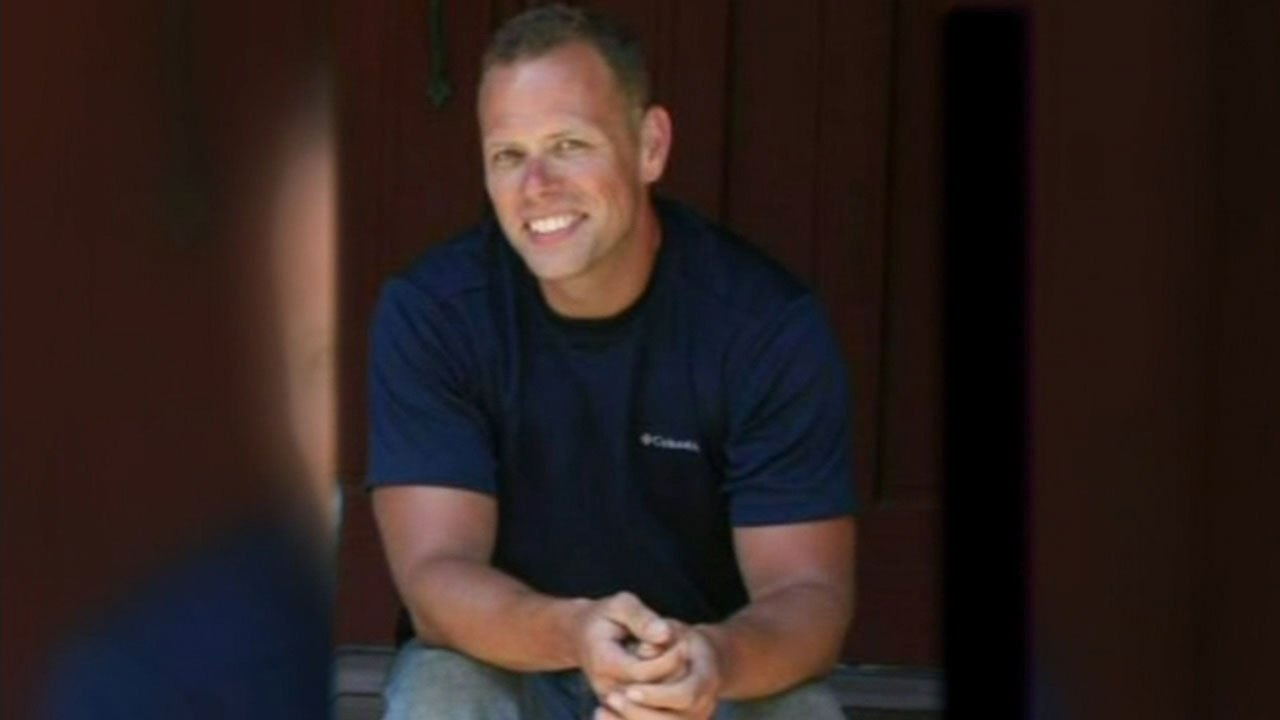 Seaside police Sgt. Jason Goodding