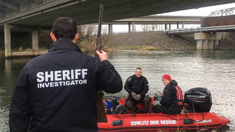 Photo: Cowlitz County Sheriff's Office