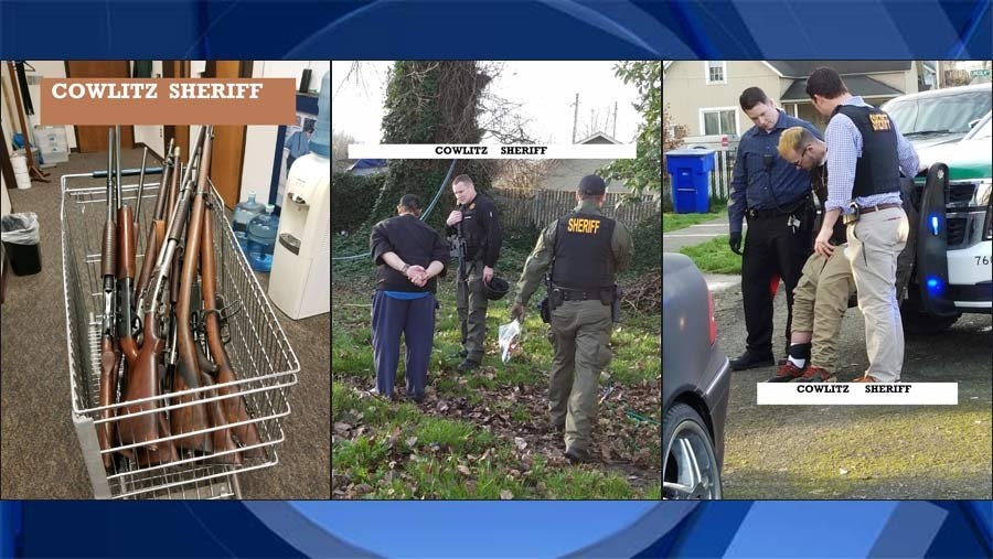 Photos: Cowlitz County Sheriff's Office
