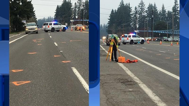 Deputies Identify Pedestrian Hit Killed In Hazel Dell
