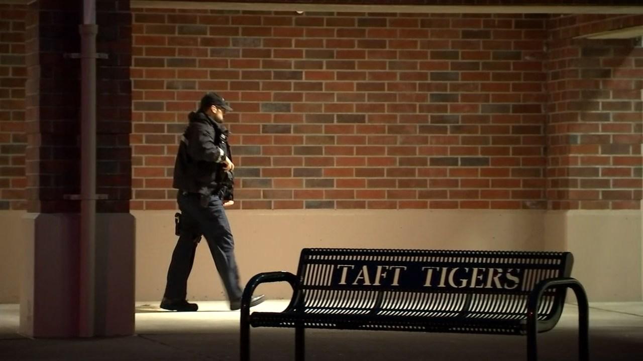 Taft High School (KPTV Image)