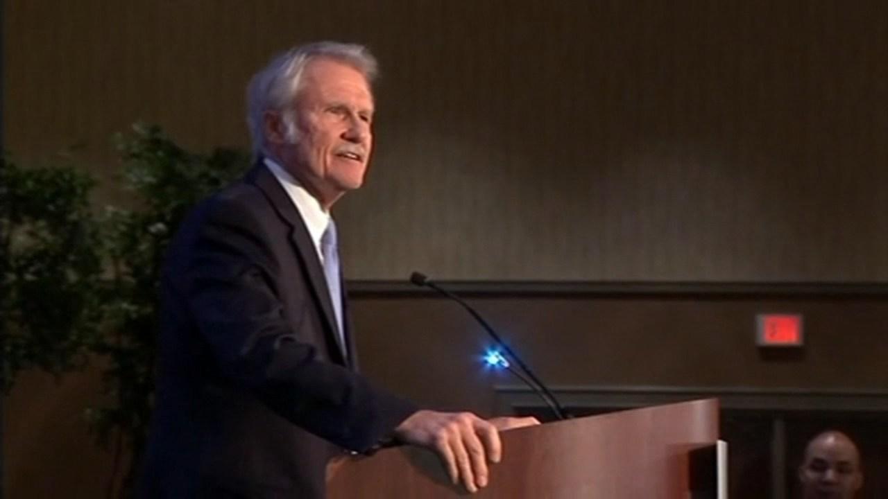 Former Gov. John Kitzhaber (KPTV file image)