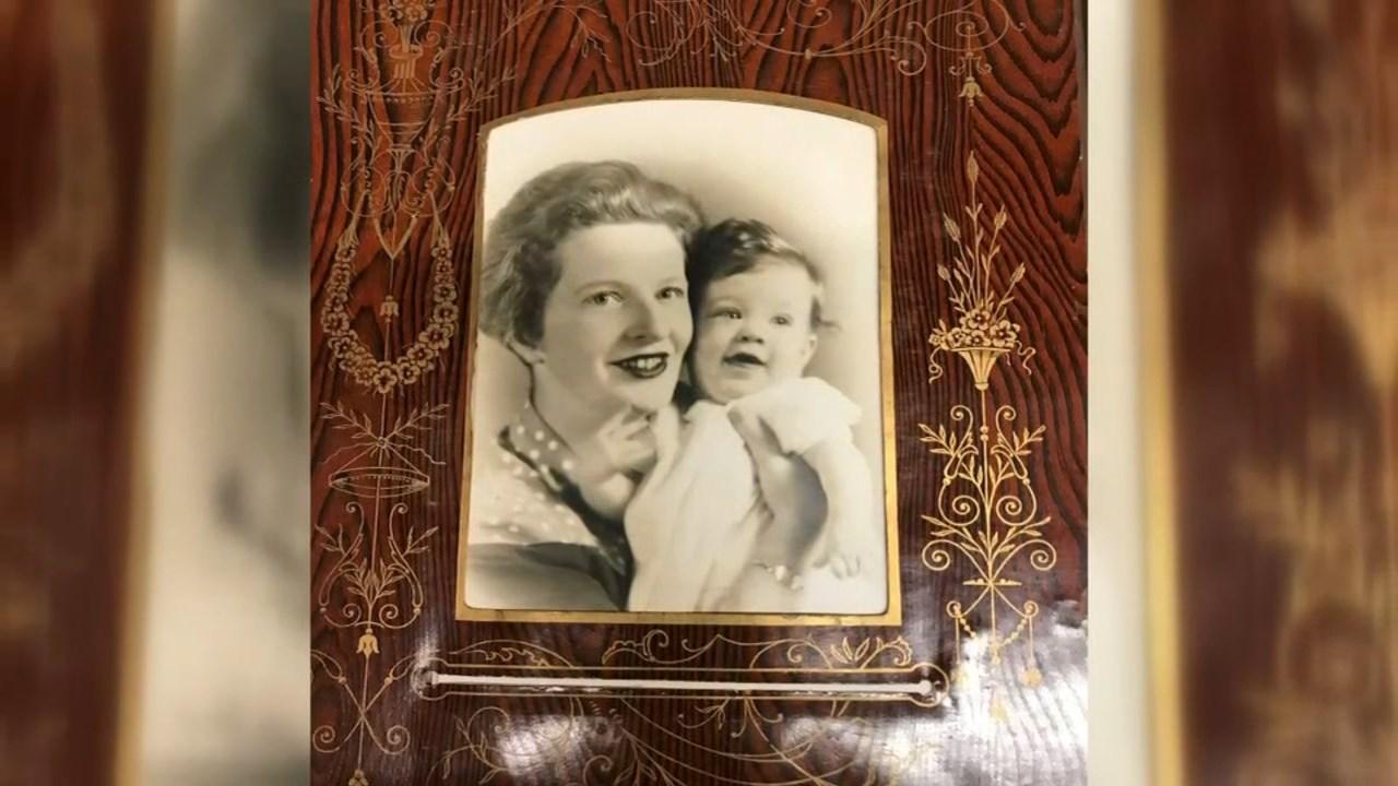 Family album found in the empty duplex (Courtesy: Ken Jones)