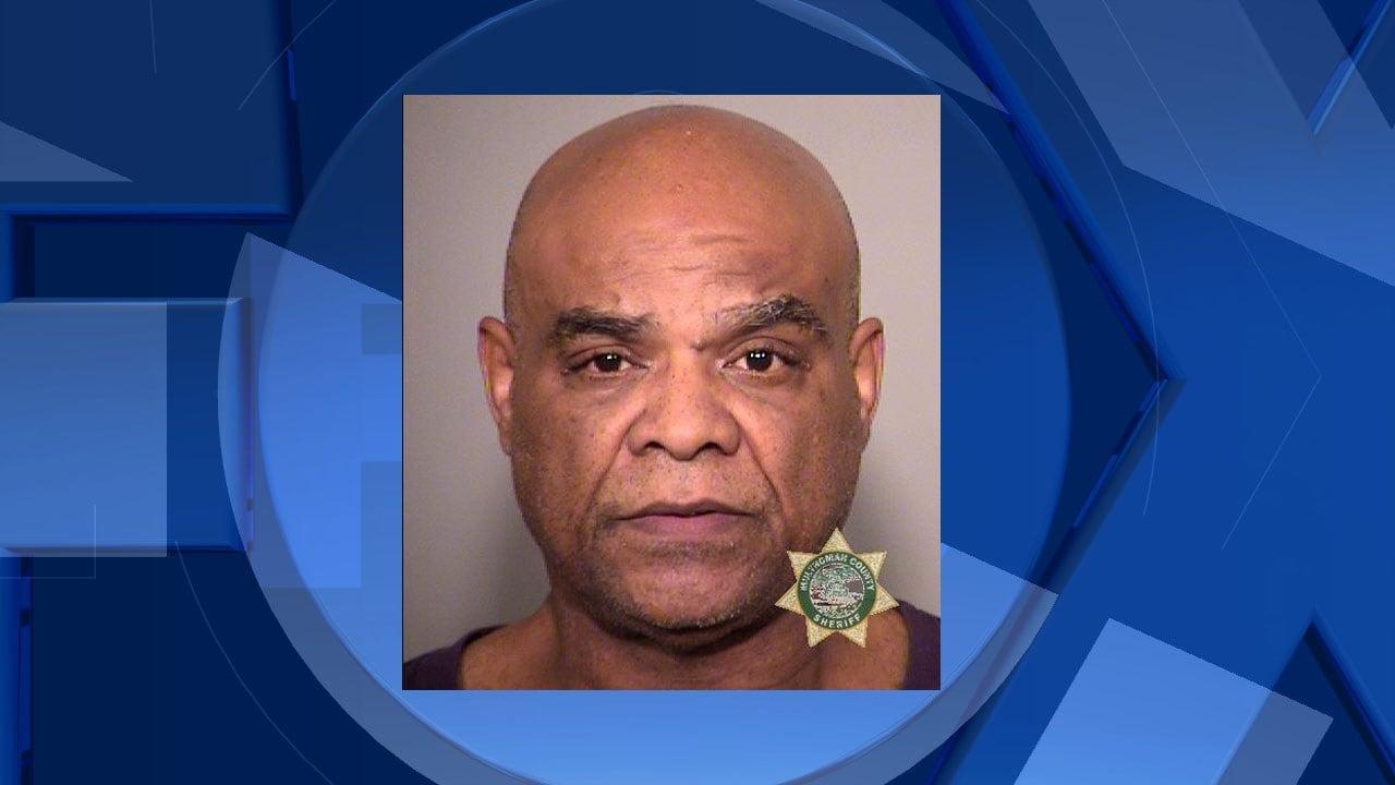 Melvin Tillman booking photo (Image: Portland Police Bureau)