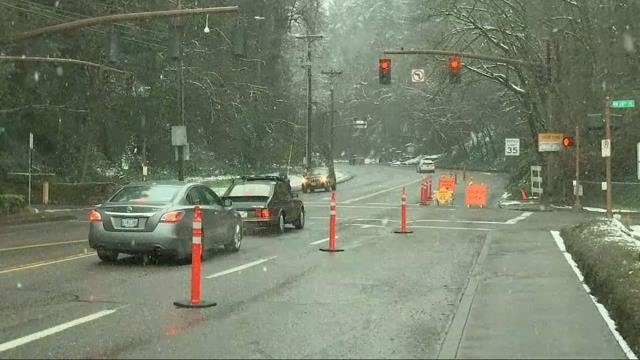 City leaders say crews are ready for snow and ice in Portland area