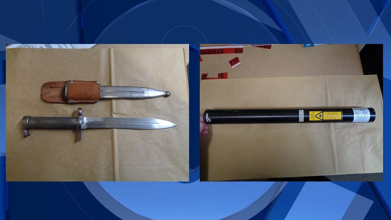 Stolen items (Image: Clack County Sheriffs Office)