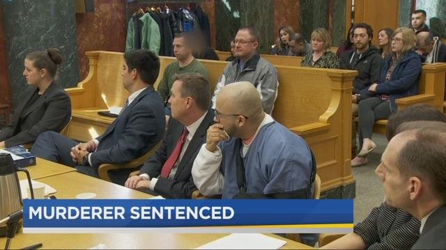 Man sentenced to life in prison for Portland rape and murder