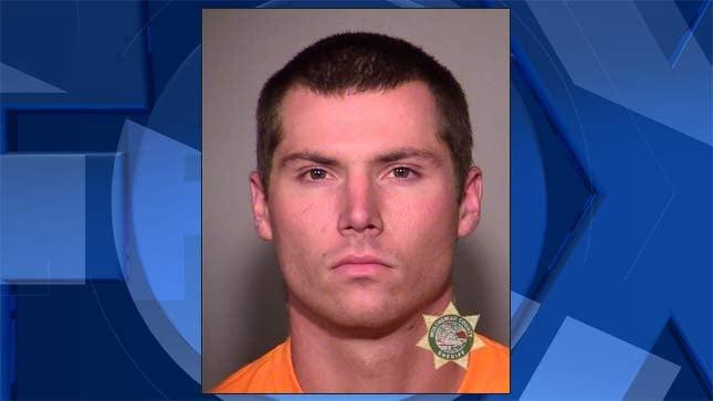 Cody Cunningham, 2017 jail booking photo
