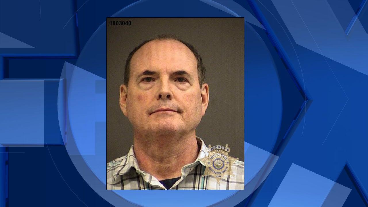 Jacque booking photo (Image: Washington County Sheriff's Office)