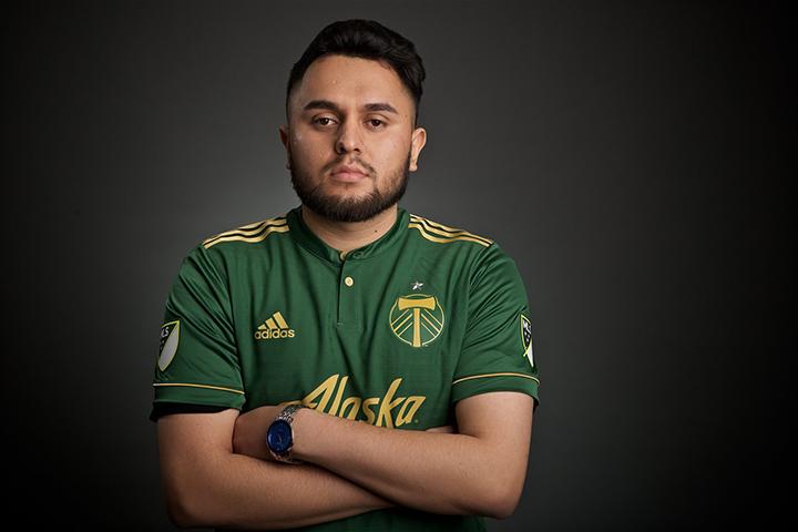Edgar Guerrero (Courtesy: Portland Timbers)
