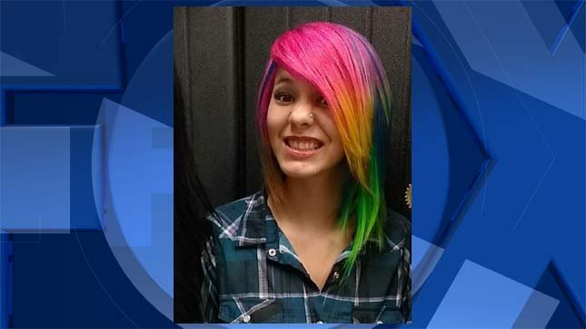 Felicity A. Vandel (Photo released by Camas Police Department)
