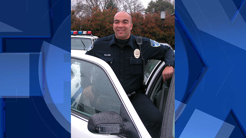 Officer Malcus Williams (Ashland Police Department)