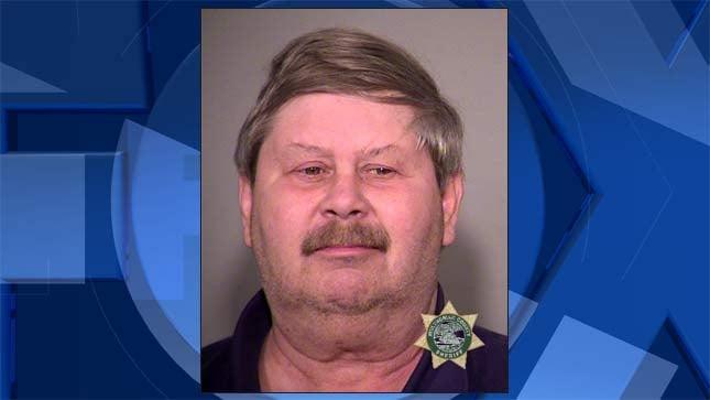 Douglas Braaten, jail booking photo