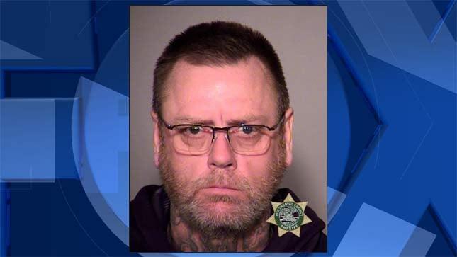 Jon Raymond Ware, jail booking photo