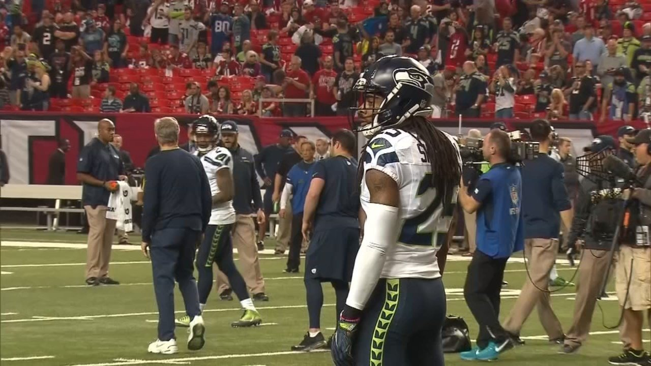 Richard Sherman (file image)
