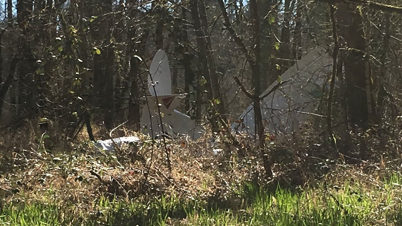 Pilot killed in plane crash in Clark County