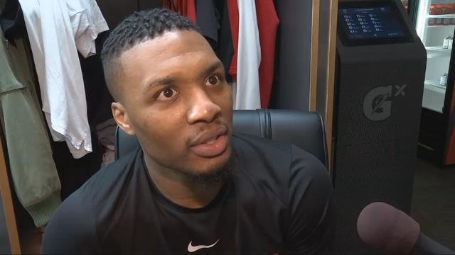Baby Time looms for Lillard Time