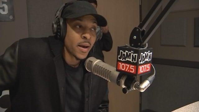 'CJ the DJ' McCollum assists young, aspiring journalists