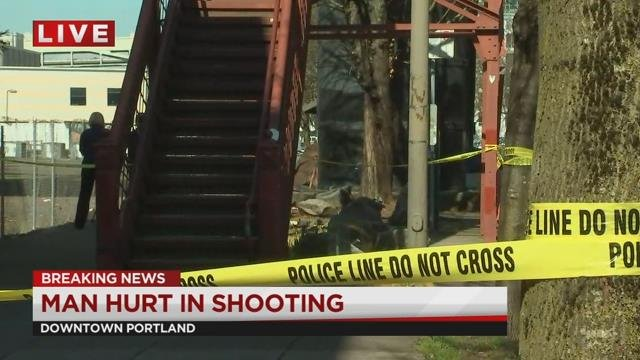 Police are investigating shooting in NW Portland, one man injured