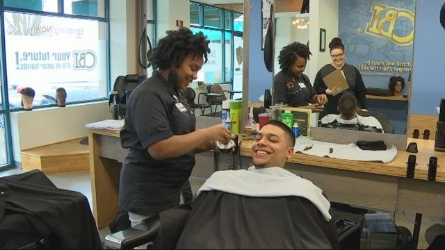Portland barber school receives $40K grant for tuition of low-income students