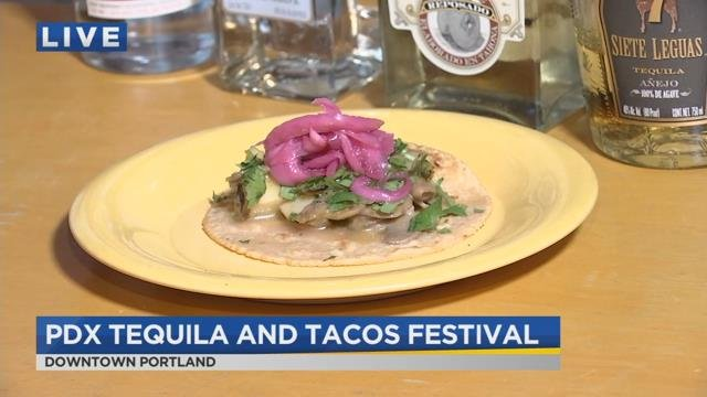 On the Go with Joe at PDX Tequila & Tacos Festival