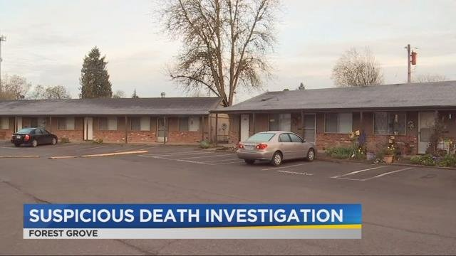 Forest Grove police ID woman found in 'suspicious death'