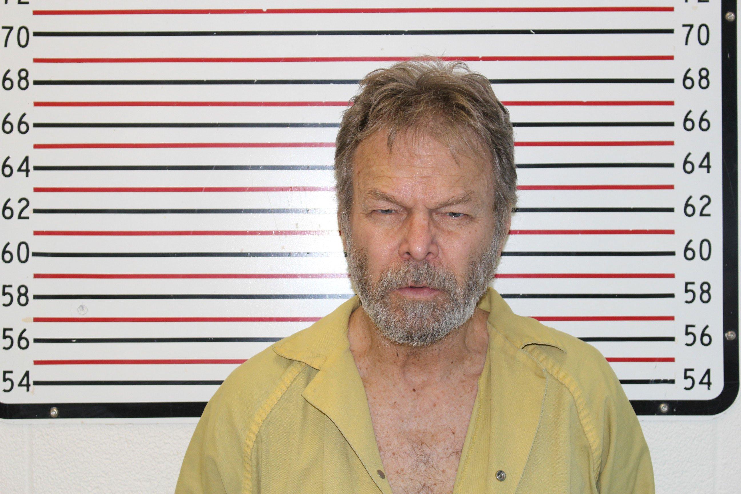 Craig Haberman, jail booking photo