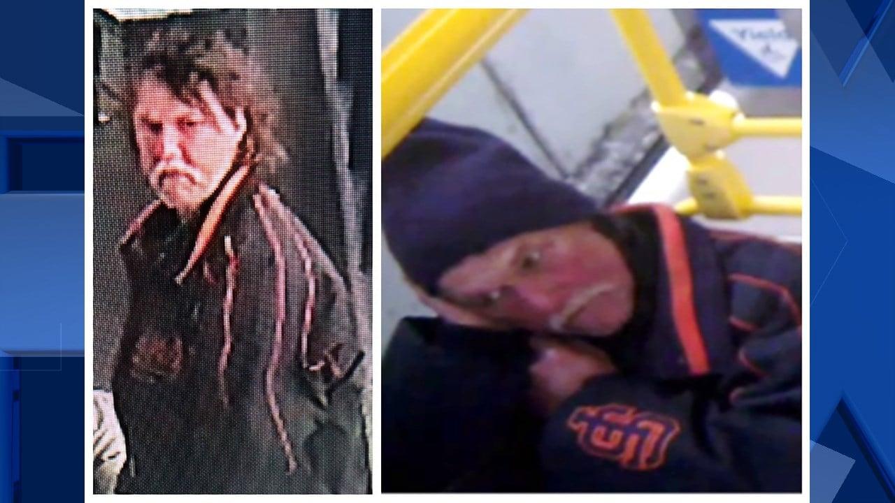 Robbery suspect, courtesy Portland Police Bureau