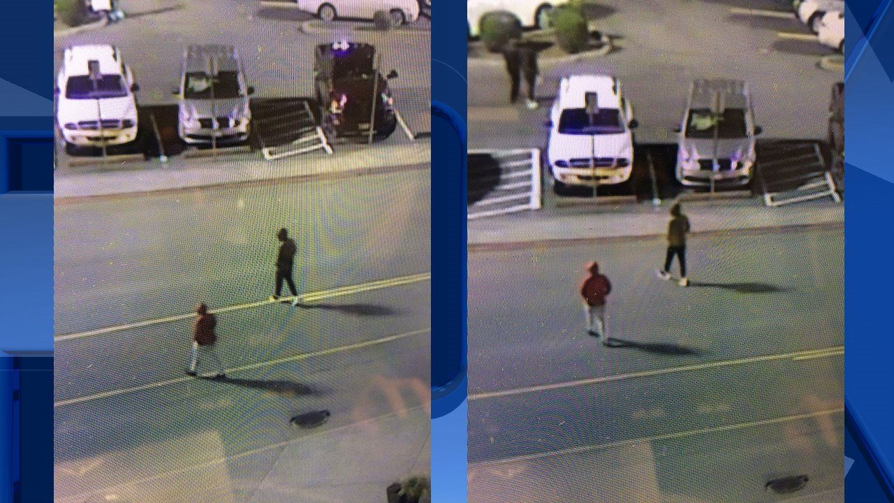 Surveillance images of suspects, courtesy CCSO