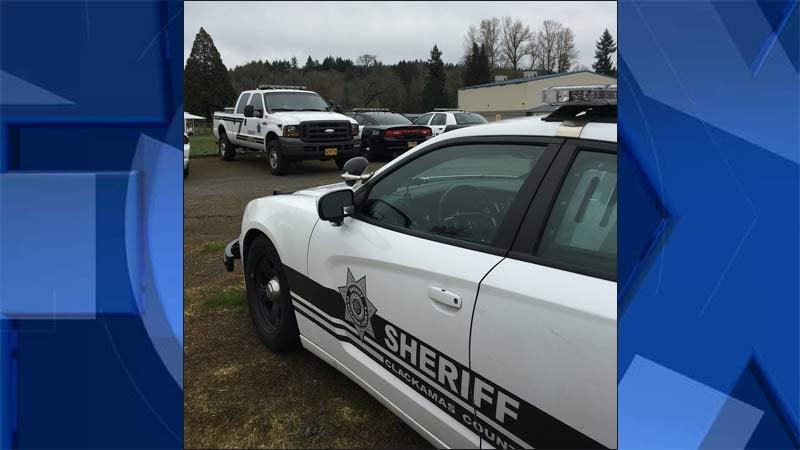 Photo: Clackamas County Sheriff's Office