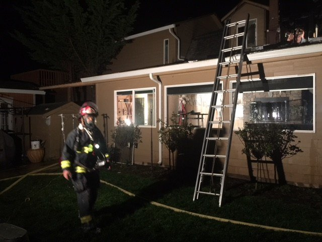 (Vancouver Fire)